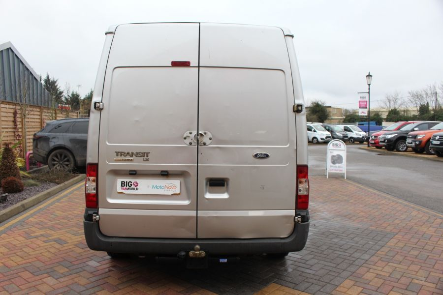 FORD TRANSIT 280 TDCI 110 LWB SEMI HIGH ROOF - 7121 - 6