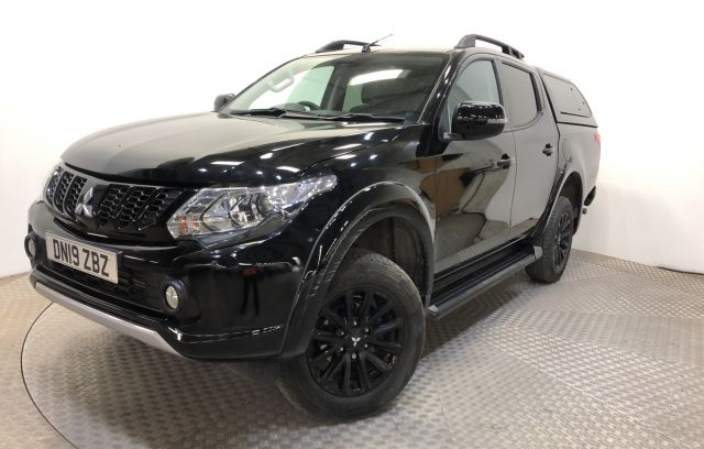 Used MITSUBISHI L200 in Used Vans Swindon for sale