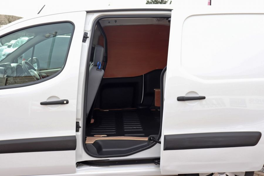 CITROEN BERLINGO 625 BLUEHDI 75 L1H1 ENTERPRISE SWB LOW ROOF  (14091) - 12441 - 32
