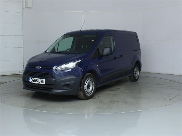 FORD TRANSIT CONNECT 240 TDCI 95 L2 H1 LWB LOW ROOF - 7474 - 5