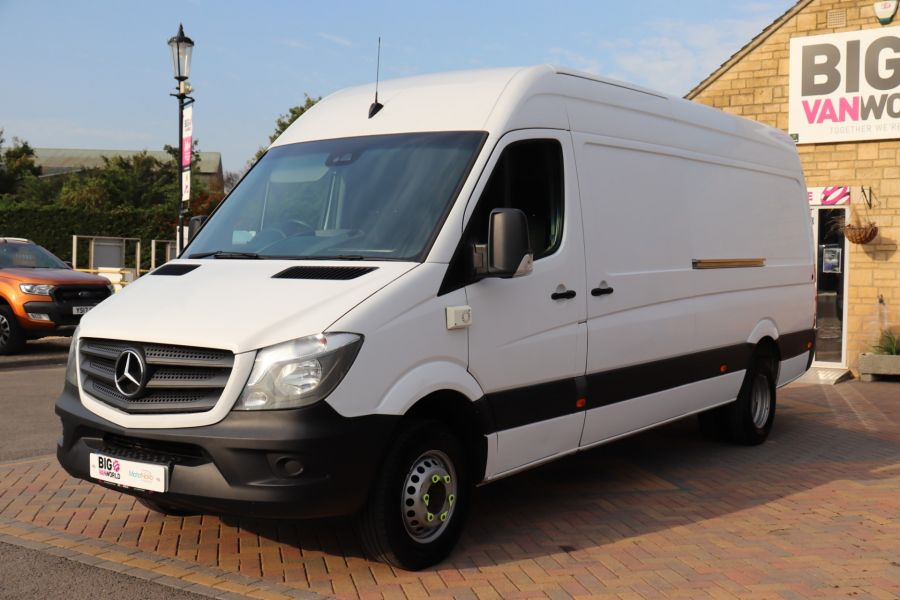 MERCEDES SPRINTER 513 CDI 129 LWB HIGH ROOF DRW - 11177 - 12