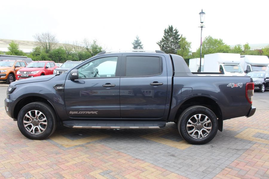 FORD RANGER WILDTRAK TDCI 200 4X4 DOUBLE CAB - 9157 - 8
