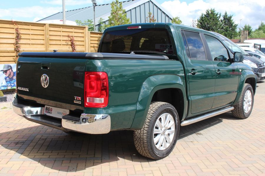 VOLKSWAGEN AMAROK A32 TDI 180 HIGHLINE 4MOTION DOUBLE CAB - 6513 - 5