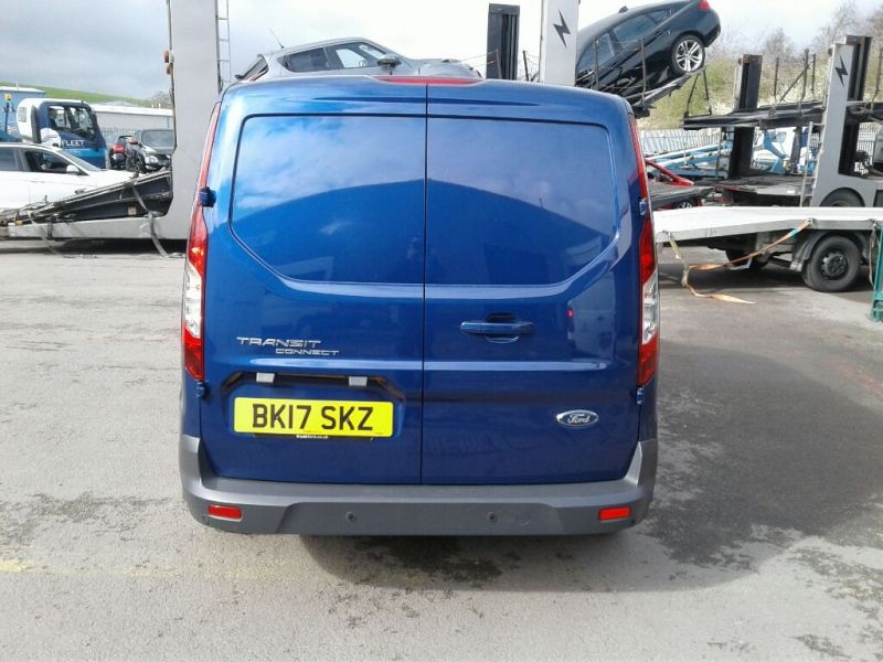 FORD TRANSIT CONNECT 200 TDCI 120 L1 H1 LIMITED SWB LOW ROOF - 9218 - 3