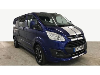 Used FORD TRANSIT CUSTOM in Used Vans Swindon for sale
