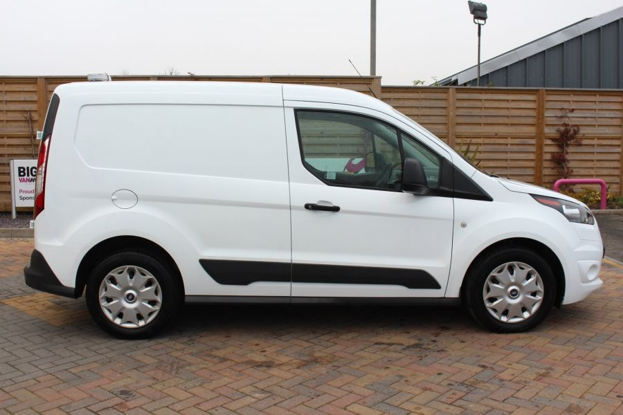 FORD TRANSIT CONNECT 200 TDCI 75 L1 H1 TREND SWB LOW ROOF - 8372 - 4