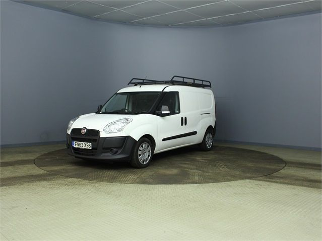 FIAT DOBLO CARGO 16V MULTIJET LWB LOW ROOF - 7534 - 5