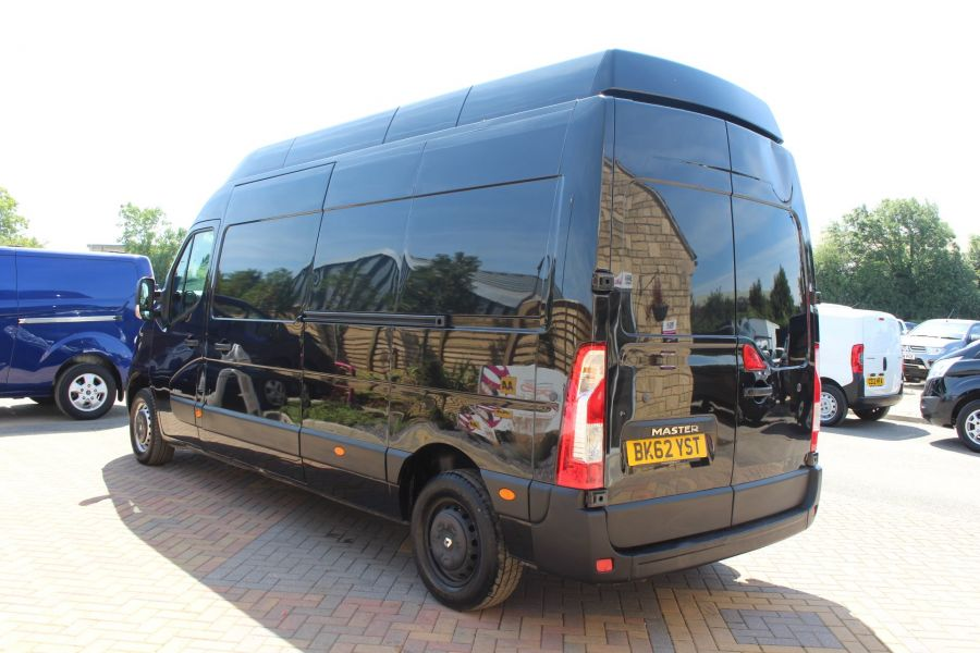 RENAULT MASTER LH35 DCI 150 LWB HIGH ROOF - 6401 - 6