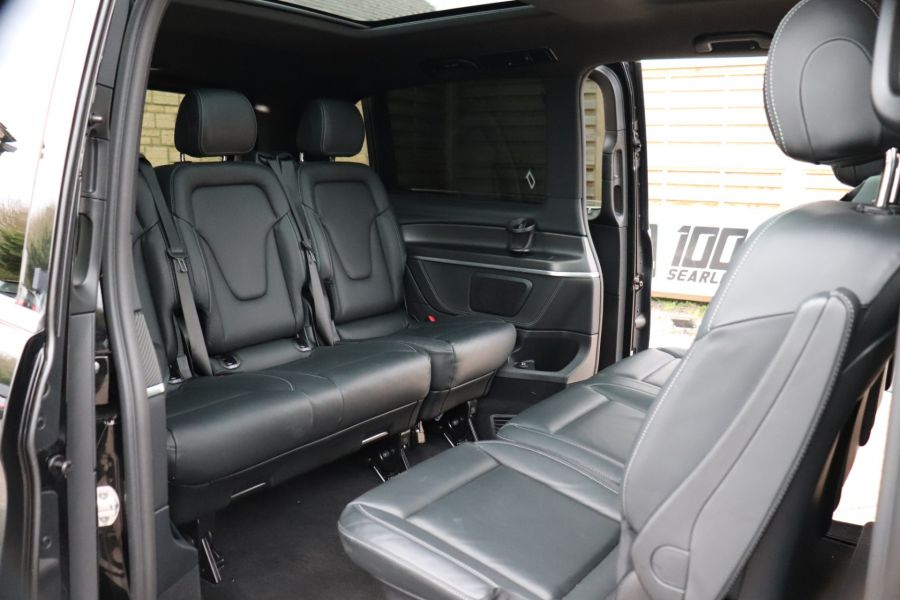 MERCEDES V-CLASS V 220 D AMG LINE LONG 8 SEATS 7G--TRONIC PLUS - 10543 - 48