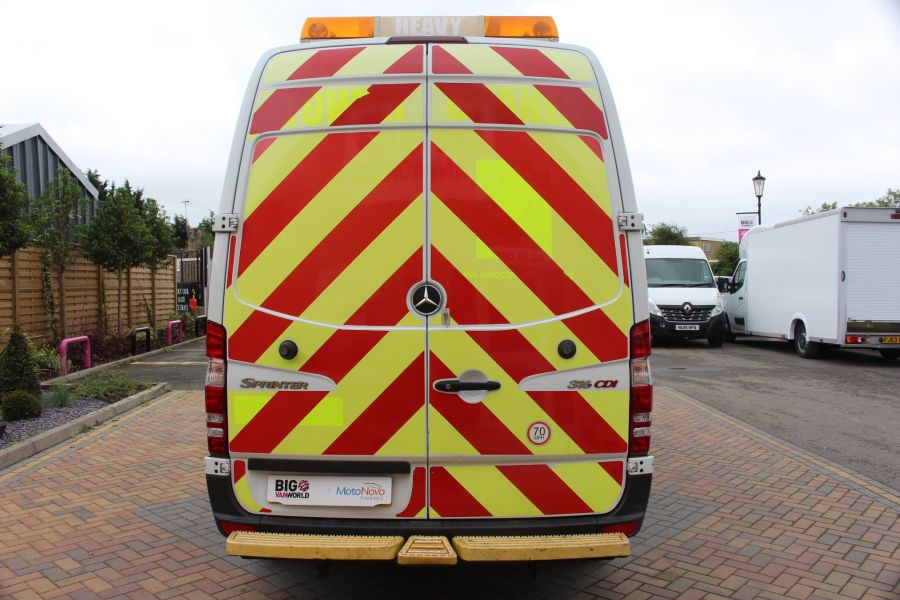 MERCEDES SPRINTER 316 CDI MWB HIGH ROOF - 6399 - 6