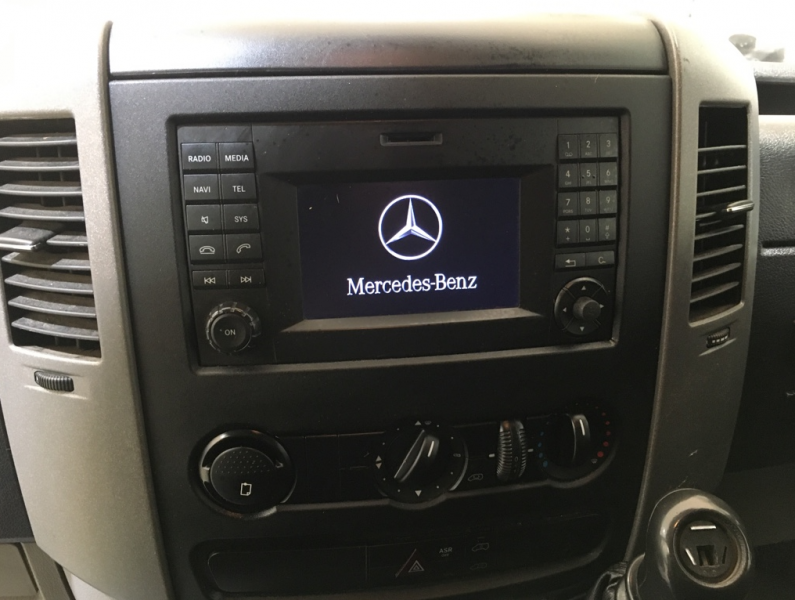 MERCEDES SPRINTER 314 CDI 140 LWB HIGH ROOF - 10890 - 13