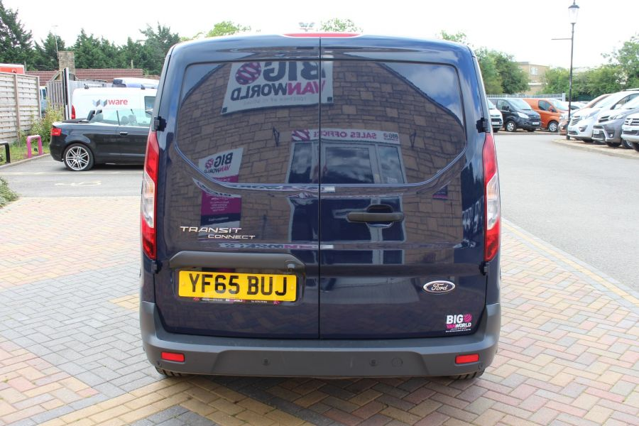 FORD TRANSIT CONNECT 220 TDCI 95 L1 H1 TREND SWB LOW ROOF - 9416 - 6