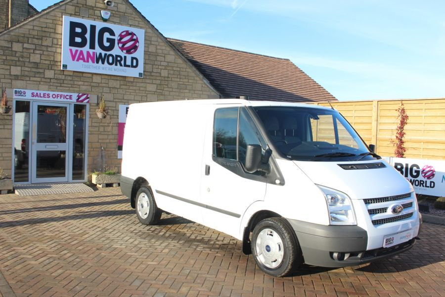 FORD TRANSIT 280 TDCI 125 TREND SWB LOW ROOF FWD - 7044 - 2