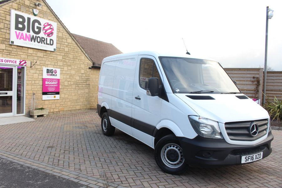 MERCEDES SPRINTER 313 CDI SWB STANDARD LOW ROOF - 8789 - 2