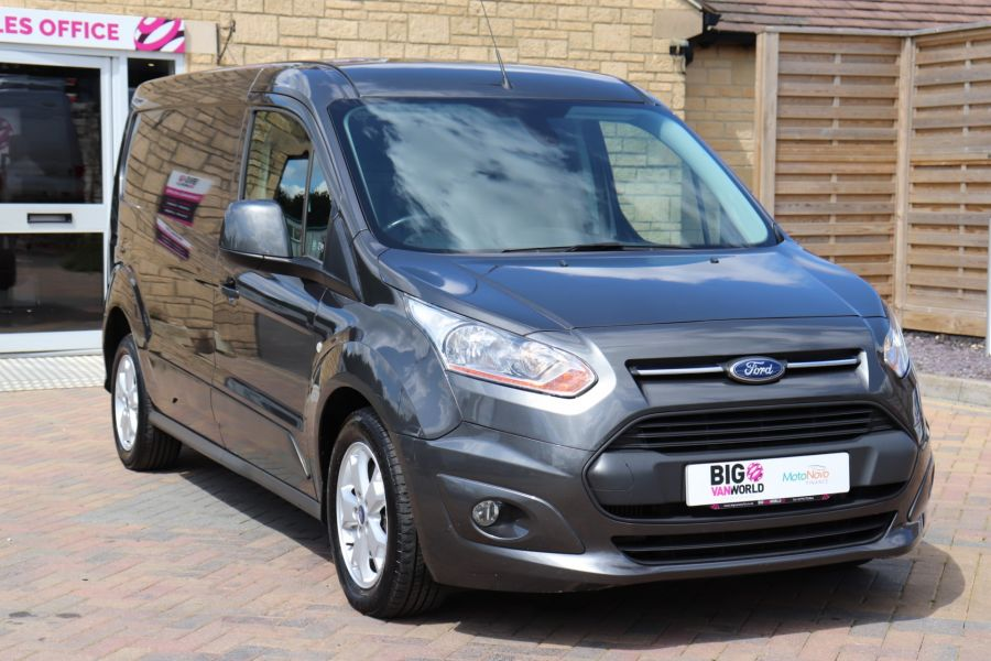 FORD TRANSIT CONNECT 240 TDCI 115 L2H1 LIMITED LWB LOW ROOF - 9745 - 3