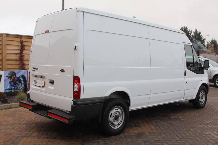 FORD TRANSIT 350 TDCI 100 LWB MEDIUM ROOF FWD - 6683 - 5
