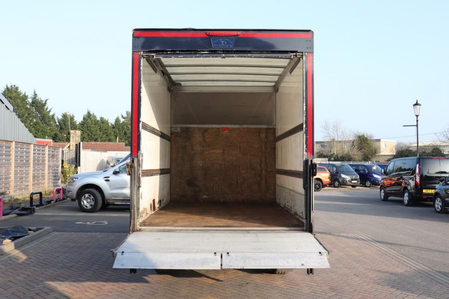 MERCEDES SPRINTER 313 CDI 129 MWB LUTON WITH TAIL LIFT - 12154 - 33