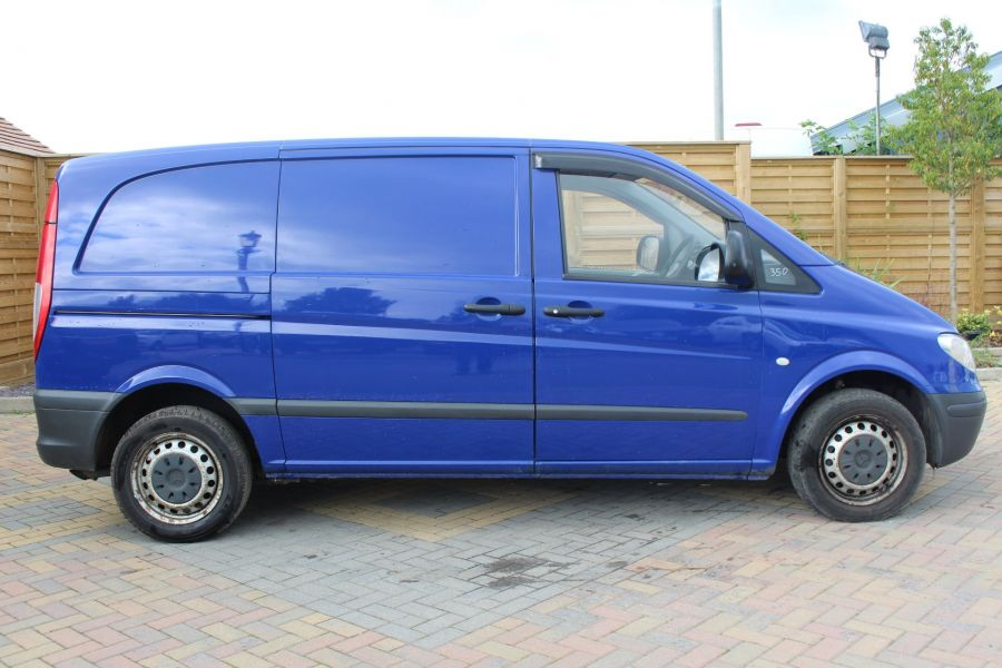 MERCEDES VITO 109 CDI COMPACT SWB LOW ROOF - 6539 - 4