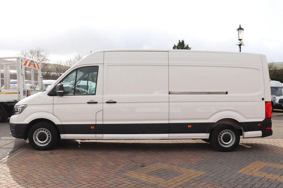 MAN TGE 3.140 4X2F SB LWB HIGH ROOF  (13830) - 11987 - 11