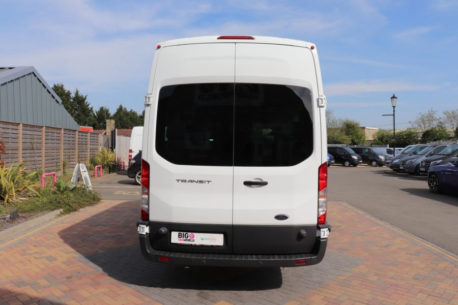 FORD TRANSIT 460 TDCI 125 L4H3 TREND 17 SEAT BUS HIGH ROOF DRW RWD - 10326 - 7
