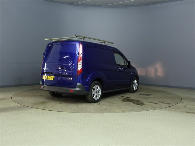 FORD TRANSIT CONNECT 200 TDCI 115 L1 H1 LIMITED SWB LOW ROOF - 7448 - 2