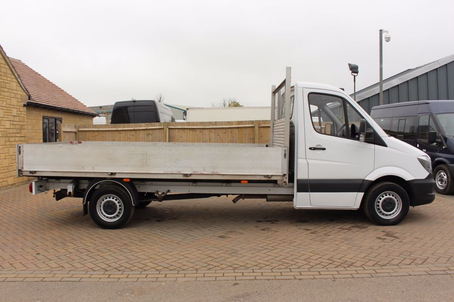MERCEDES SPRINTER 313 CDI LWB 13FT 6IN ALLOY DROPSIDE - 5295 - 2