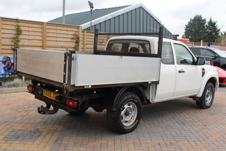 FORD RANGER XL 4X4 TDCI SUPER CAB ALLOY TIPPER - 6057 - 15
