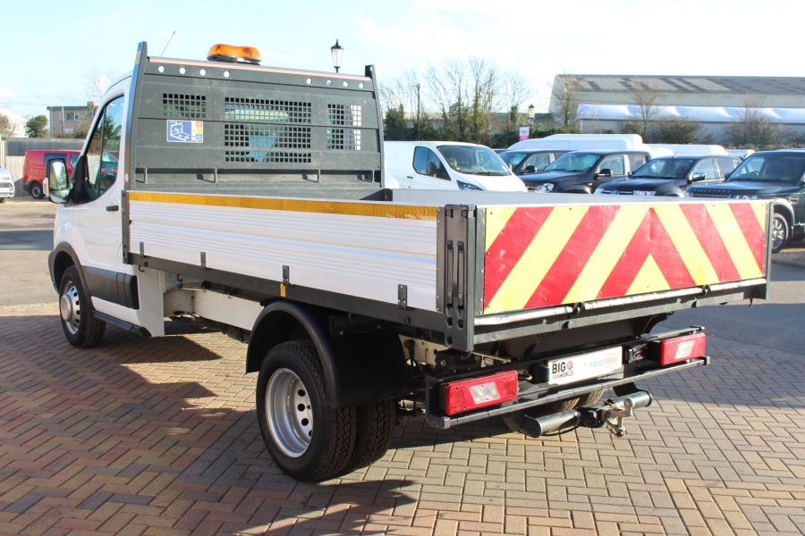 FORD TRANSIT 350 TDCI 125 SINGLE CAB 'ONE STOP' ALLOY TIPPER DRW - 7213 - 15