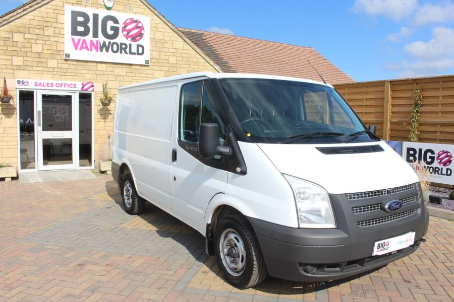 FORD TRANSIT 280 TDCI 125 SWB LOW ROOF FWD - 6451 - 2