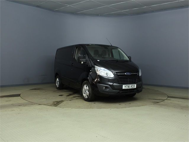 FORD TRANSIT CUSTOM 270 TDCI 125 L1 H1 LIMITED SWB LOW ROOF FWD - 7611 - 1