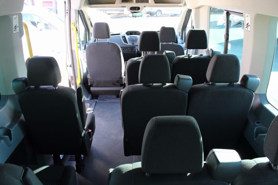 FORD TRANSIT 460 TDCI 155 L4 H3 TREND 18 SEAT BUS - 5330 - 20