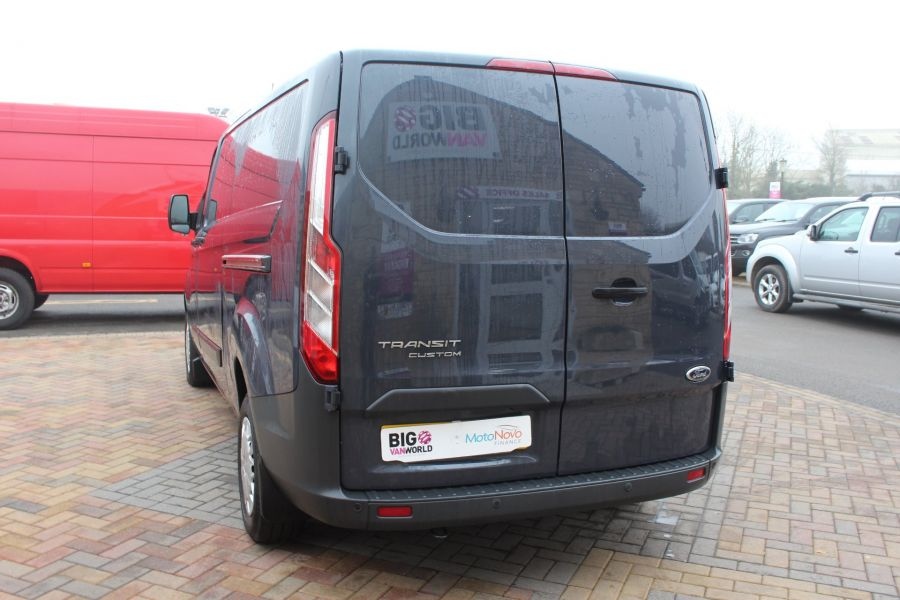FORD TRANSIT CUSTOM 290 TDCI 125 L2 H1 TREND LWB LOW ROOF FWD - 7063 - 7
