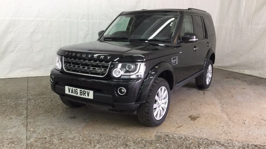 LAND ROVER DISCOVERY SDV6 255 COMMERCIAL SE - 9817 - 1