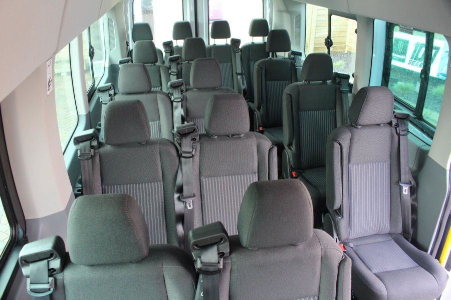 FORD TRANSIT 460 TDCI 125 TREND L4 H3 HIGH ROOF 17 SEAT BUS - 8551 - 20