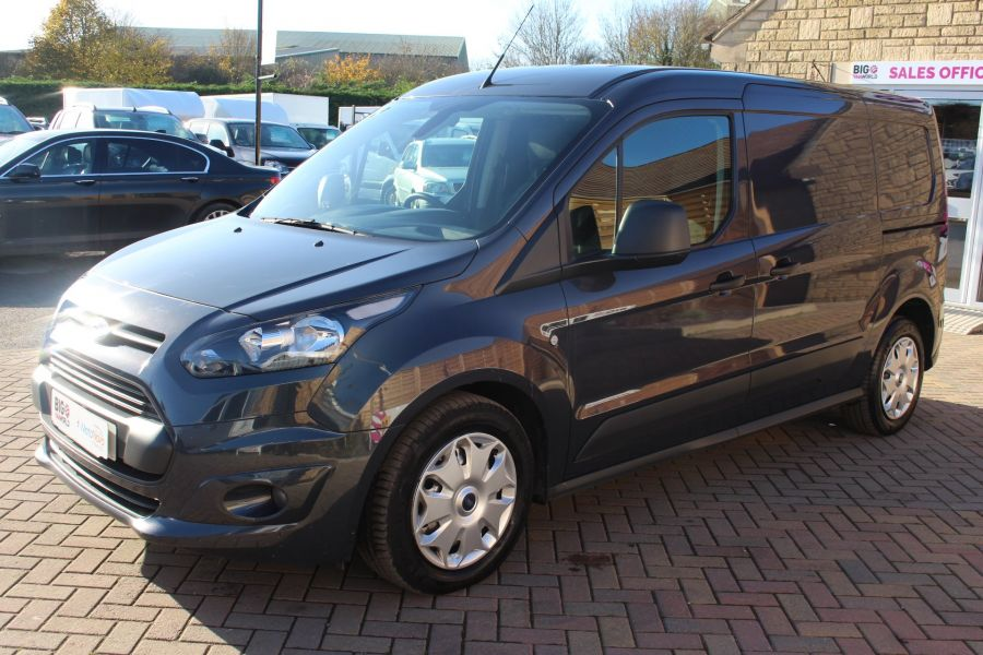 FORD TRANSIT CONNECT 240 TDCI 115 L2 H1 TREND LWB LOW ROOF - 6965 - 8