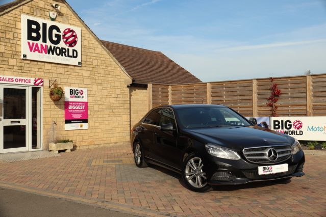 Used MERCEDES E-CLASS in Used Cars Swindon for sale