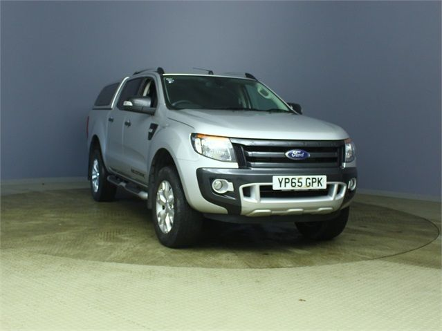 FORD RANGER WILDTRAK 4X4 TDCI 197 BHP DOUBLE CAB WITH TRUCKMAN TOP - 7203 - 1