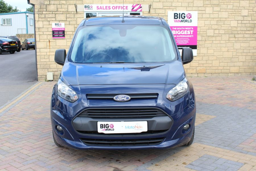 FORD TRANSIT CONNECT 220 TDCI 95 L1 H1 TREND SWB LOW ROOF - 9416 - 10