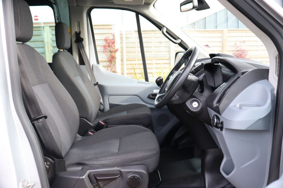FORD TRANSIT 460 TDCI 155 L4H3 TREND 17 SEAT BUS HIGH ROOF DRW RWD - 10415 - 13