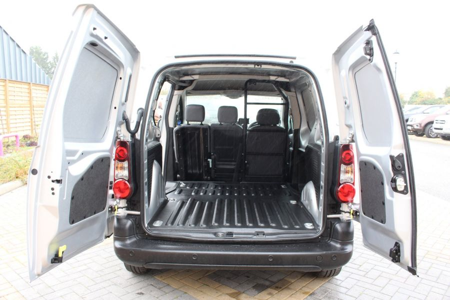 CITROEN BERLINGO 625 BLUEHDI 75 L1 H1 ENTERPRISE SWB LOW ROOF - 8535 - 22