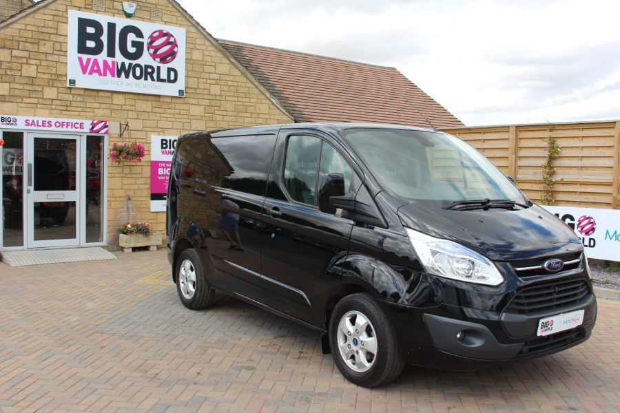 FORD TRANSIT CUSTOM 290 TDCI 125 L1 H1 LIMITED SWB LOW ROOF - 8045 - 3