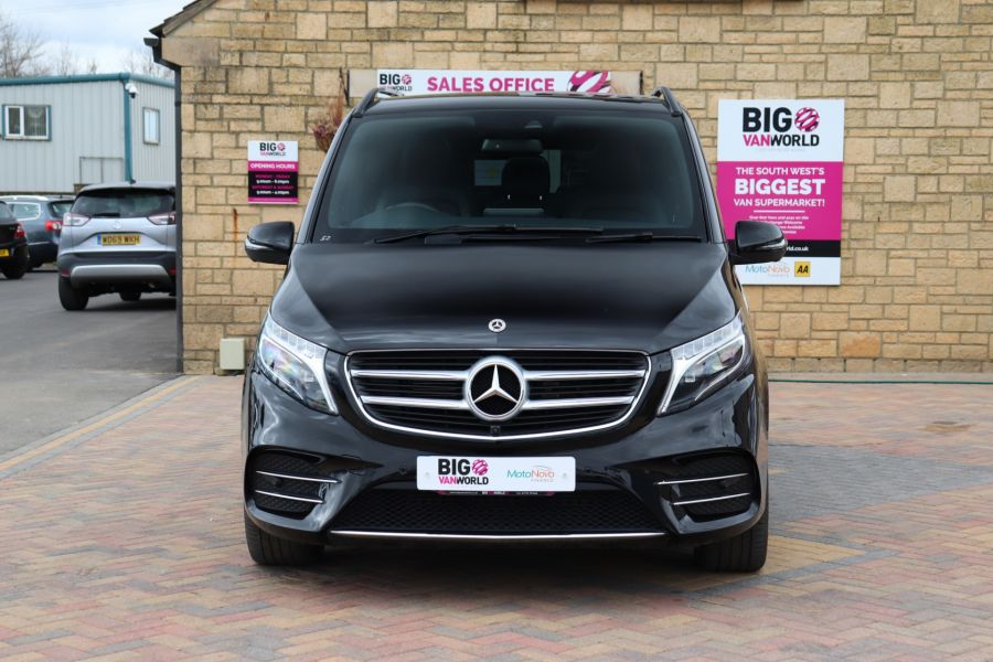 MERCEDES V-CLASS V 220 D AMG LINE LONG 8 SEATS 7G--TRONIC PLUS - 10543 - 11