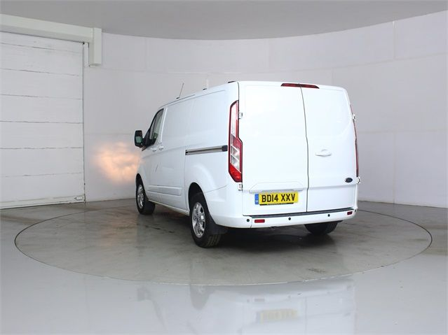 FORD TRANSIT CUSTOM 270 TDCI 125 L1 H1 LIMITED SWB LOW ROOF FWD - 7021 - 4