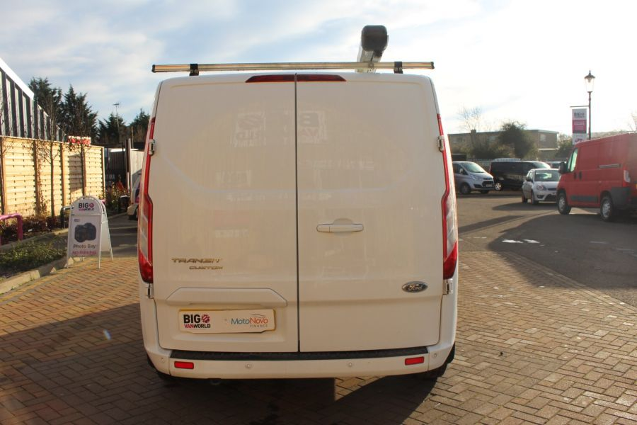 FORD TRANSIT CUSTOM 290 TDCI 125 L1 H1 LIMITED SWB LOW ROOF FWD - 6858 - 6