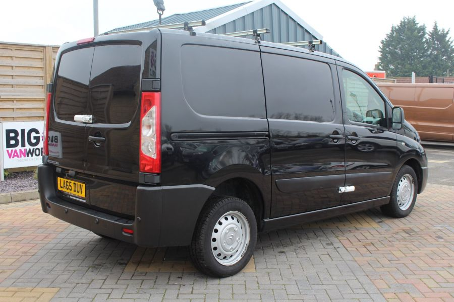 CITROEN DISPATCH 1000 HDI 90 L1 H1 ENTERPRISE SWB LOW ROOF - 9169 - 5