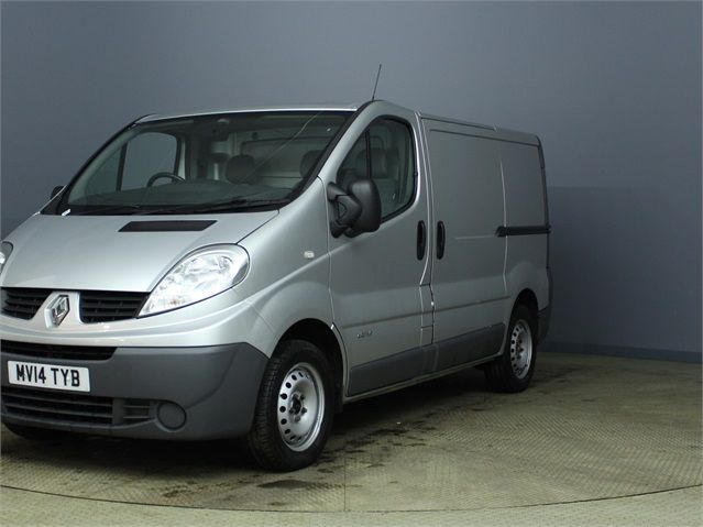 RENAULT TRAFIC SL27 DCI 115 SWB LOW ROOF - 7287 - 5