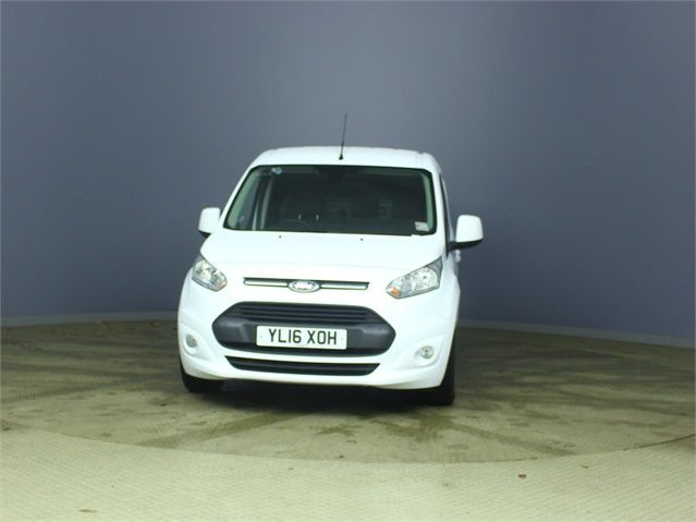 FORD TRANSIT CONNECT 200 TDCI 120 L1 H1 LIMITED SWB LOW ROOF - 7012 - 6