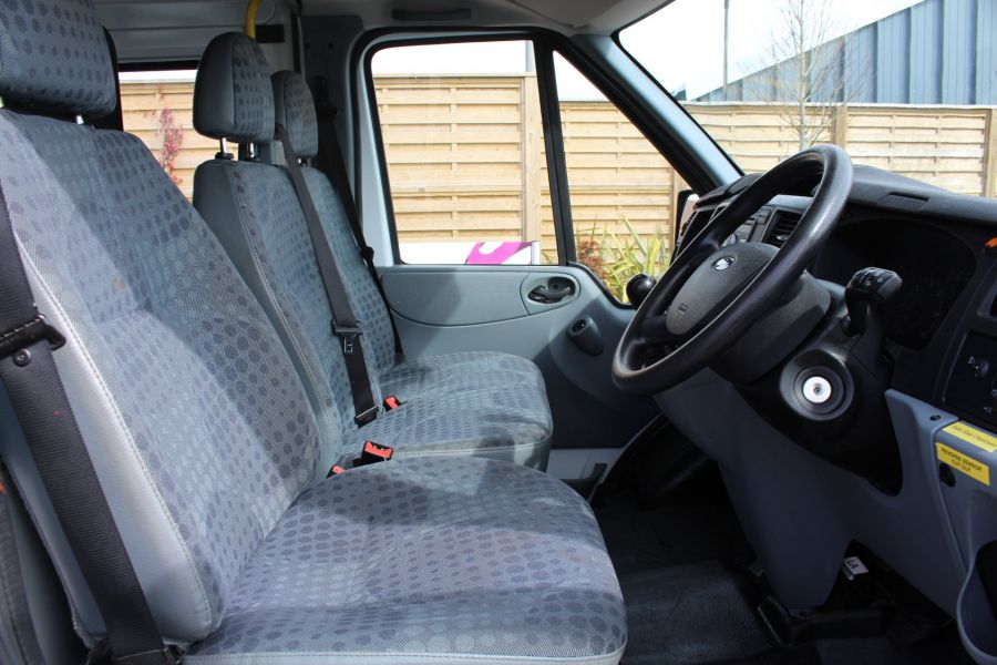 FORD TRANSIT 350 TDCI 100 LWB HIGH ROOF 7 SEAT MESSING UNIT - 7251 - 11
