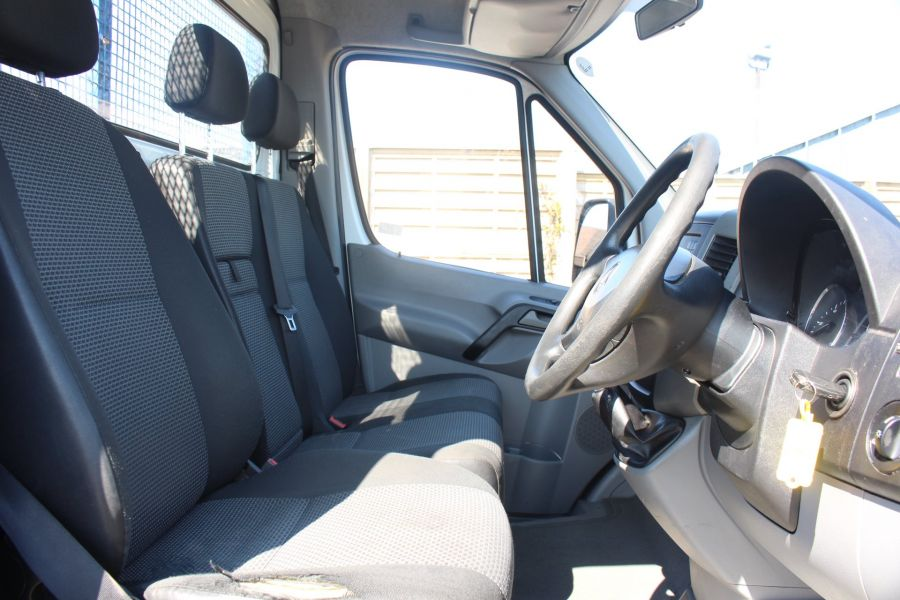 MERCEDES SPRINTER 313 CDI 129 MWB SINGLE CAB CAGED TIPPER - 9129 - 17