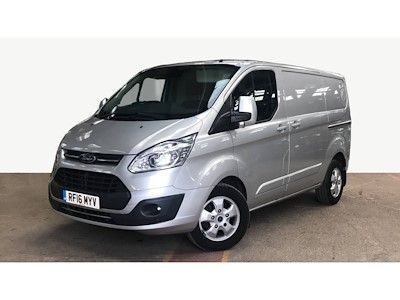 FORD TRANSIT CUSTOM 290 TDCI 130 L1H1 LIMITED SWB LOW ROOF - 11214 - 6